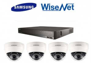 Samsung Wisenet HD 8 Channel NVR