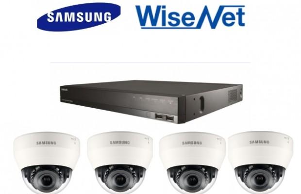 Samsung Wisenet HD 8 Channel NVR