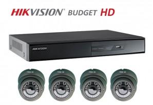 Hikvision Budget HD DVR System