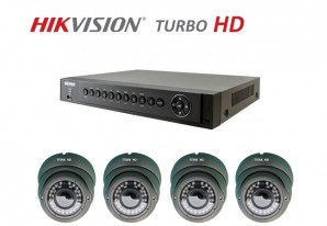 Hikvision 1080P HD DVR System