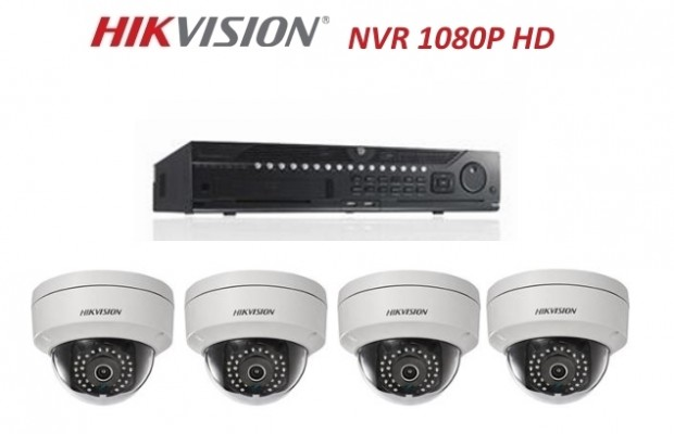 HIKVISION 1080P HD NVR SYSTEM
