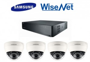 Samsung Wisenet HD 16 Channel NVR